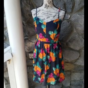 Gap Hawaiian Print Sundress